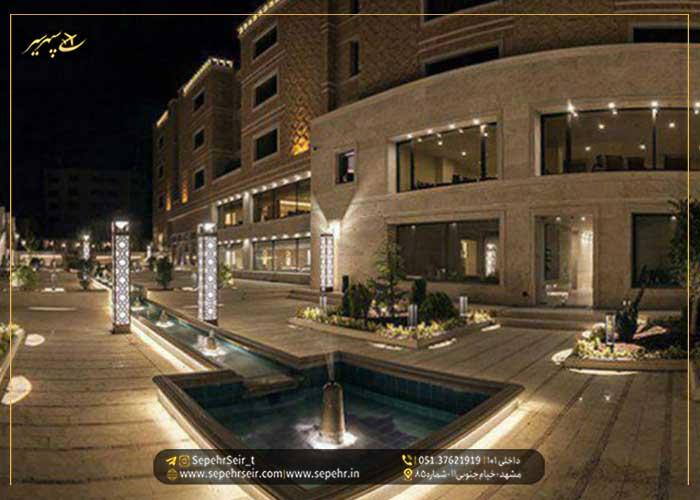 بهترین هتل های ایران سپهرسیر
