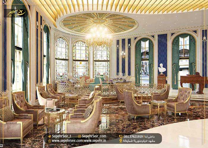 بهترین هتل های ایران