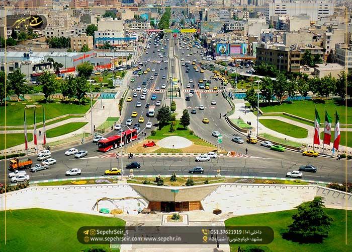 بهترین هتل های ایران قسمت اول سپهرسیر