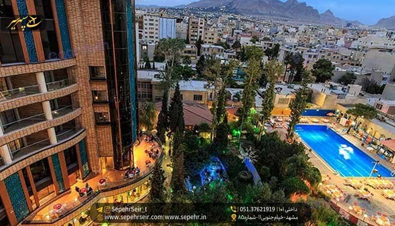 معرفی و رزرو بهترین هتل های اصفهان